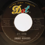 Jimmie Rodgers - It's Over/Anita, You're Dreaming