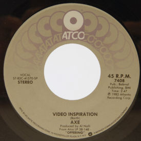 Axe - Video Inspiration/Now Or Never