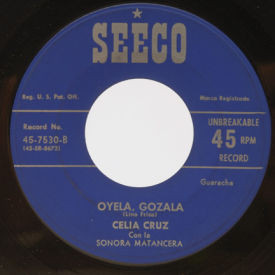 Celia Cruz - Yerbero Moderno/Oyela, Gozala