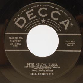 Ella Fitzgerald - Pete Kelly's Blues