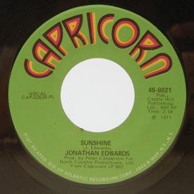 Jonathan Edwards - Sunshine/Emma