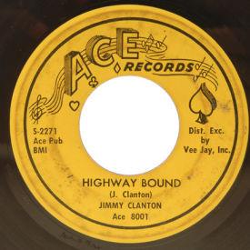 Jimmy Clanton - Highway Bound/Venus In Blue Jeans
