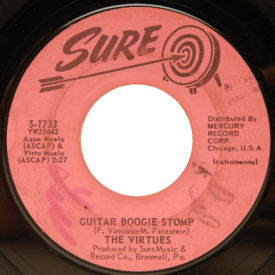 The Virtues - Guitar Boogie Stomp