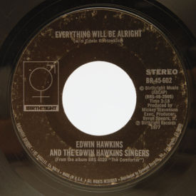 Edwin Hawkins - Everything Will Be Alright