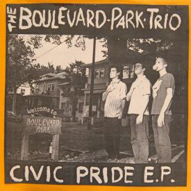 Boulevard Park Trio - Civic Pride E.P.