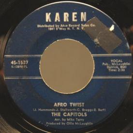 Capitols - Afro Twist