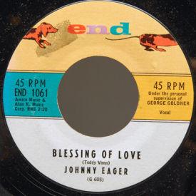 Johnny Eager - I Understand