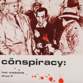 The Higsons - Conspiracy