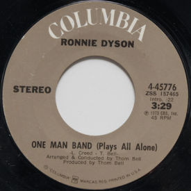 Ronnie Dyson - One Man Band (Plays All Alone)