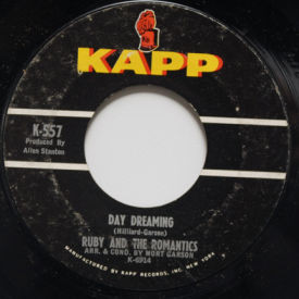 Ruby And The Romantics - Day Dreaming/Young Wings Can Fly