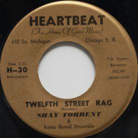 Shay Torrent - Twelfth Street Rag