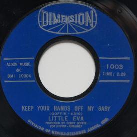 Little Eva - Keep Your Hands Off My Baby
