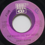 Jimmy Ruffin - I've Passed This Way Before/Tomorrow's Tears