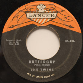 Twins - Buttercup/Heart Of Gold