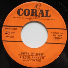 Eileen Barton - Away Up There
