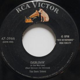 Davis Sisters - Everlovin'