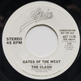 Clash - Gates Of The West/Groovy Times
