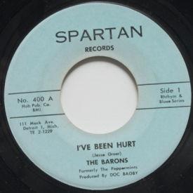 Barons - I've Been Hurt