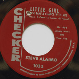 Steve Alaimo - Little Girl (Please Take A Chance With Me)