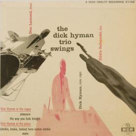 Dick Hyman Trio - The Dick Hyman Trio Swings