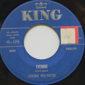 Kokomo Wellington - Evening/Silver Dollar