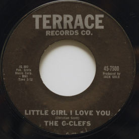G-Clefs - Little Girl I Love You/I Understand