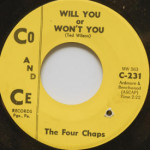 Four Chaps - Will You Or Won't You/True Lovers