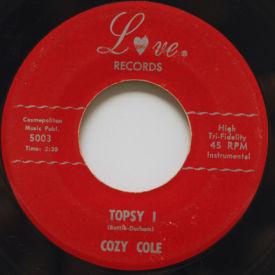 Cozy Cole - Topsy I/Topsy II