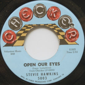 Stevie Hawkins - Open Our Eyes/He Loves Me