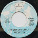 Pat Taylor - Fold Out Girl