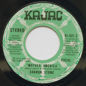Sharon Stone - I Cry Alone/Mother America