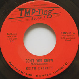 Keith Everett - Don't You Know/Conscientious Objector