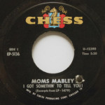 Moms Mabley - I Got Somethin' To Tell You