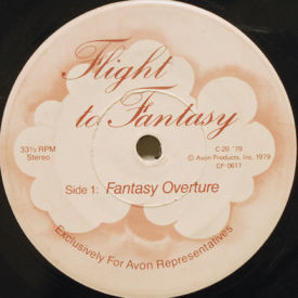 Avon - Flight To Fantasy