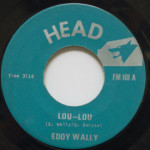 Eddy Wally - Lou-Lou/Signorita Damoree