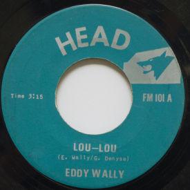 Eddy Wally - Lou-Lou/Signorita Damoree