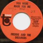Freddie And The Dreamers/Beat Merchants - You Were Made For Me/So Fine