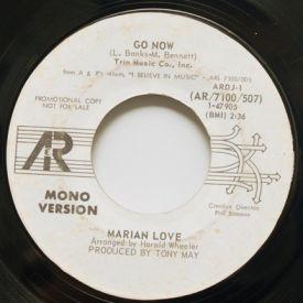 Marian Love - Go Now