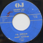 Bobby Chandler - I'm Serious/If You Loved Me