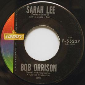 Bob Orrison - Sarah Lee/Florecita