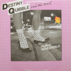 Destiny Quibble & The Street - Public Rehearsals