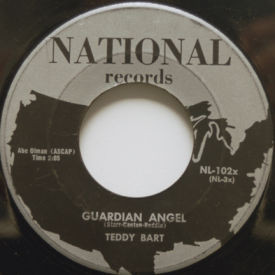 Teddy Bart - Guardian Angel/Sunshine And Rain