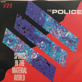 Police - Spirits In The Material World/Flexible Strategies