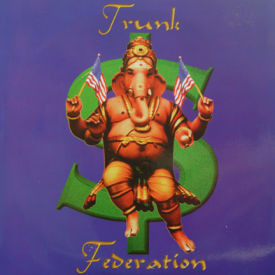 Trunk Federation - Young Cherry Trees + 3