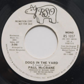 Paul McCrane - Dogs In The Yard
