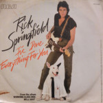 Rick Springfield - I've Done Everything For You