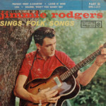 Jimmie Rodgers - Sings Folk Songs