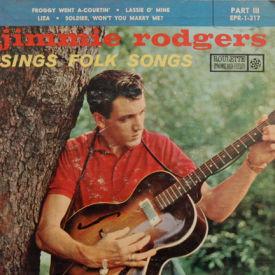 Jimmie Rodgers - Sings Folk Songs