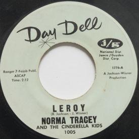 Norma Tracey/Big J.J. - Leroy/Harpsichord Blues
