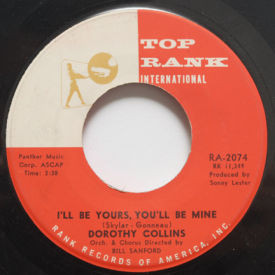 Dorothy Collins - I'll Be Yours, You'll Be Mine